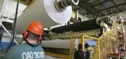 В 1 квартале 2016 года ОАО «Волга» произвело 59 тысяч тонн газетной бумаги и перевыполнило план выработки на 4%